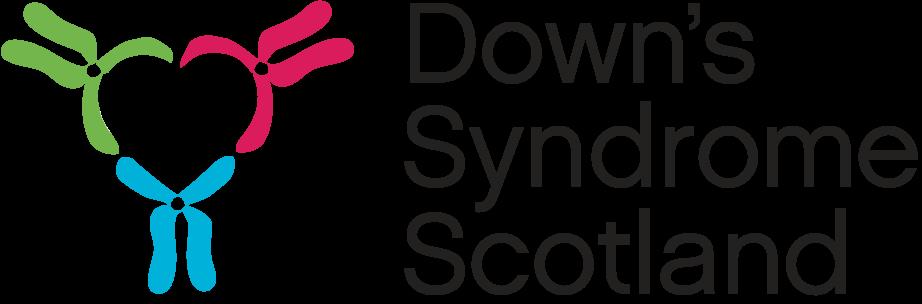 Downs Syndrome Scotland Logo